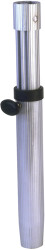 """Adjustable Height Stanchion Post, 19"""" - 29"""""""