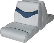 Lounge Seat, Top Only, Cuddy Brite White/Cuddy Brite White