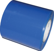 "Blue Heat Shrink Tape 4"" x 180'"