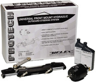 Front Mount Hydraulic Steering w/UC128-OBF/2 Cylinder