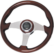 Mahogany Steering Wheel