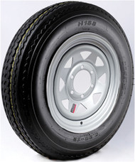 Galvanized Spoke Rim w/ST175/80D13C, 5H