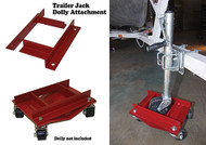 Boat Dolly Trailer Jack Attachment
