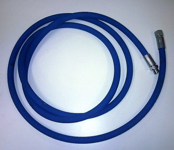 Blue Safety Leader Hose 3/8""