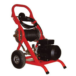 "KJ-1590 II Electric Water Jetter - For 1 1/4"" (32mm) to 6"" (150mm) Drain Lines"