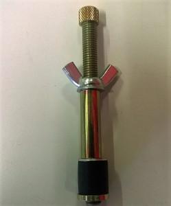 """19mm (0.75"""") MDPE / HDPE Test Plug"""