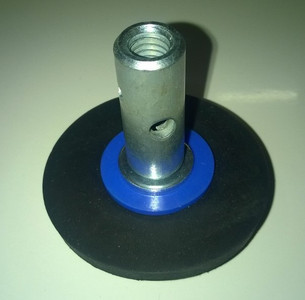 75mm Rubber Plunger for 6mm Steelkane Rods