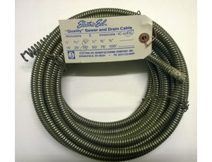 """35' x 3/8"""" (10m x 10mm) Expanded End Inner Core 3/8EIC35"""