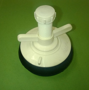 """100mm with Nylon Body and ½"""" outlet"""