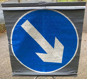 Keep Left / Right