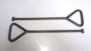 540mm Tall Manhole Cover Hand Keys