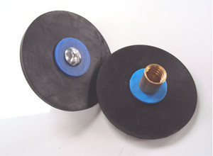"Rubber Plunger 100mm (4"")."