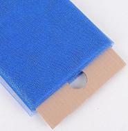 "54"" Inch X 10 Yards Premium Glitter Tulle Fabric Bolt (Royal Blue)"