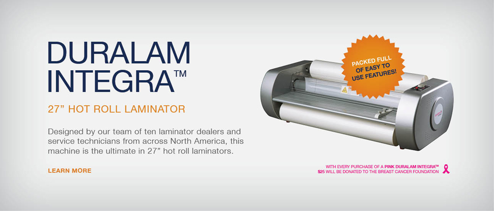 Duralam Integra Hot Roll Laminator