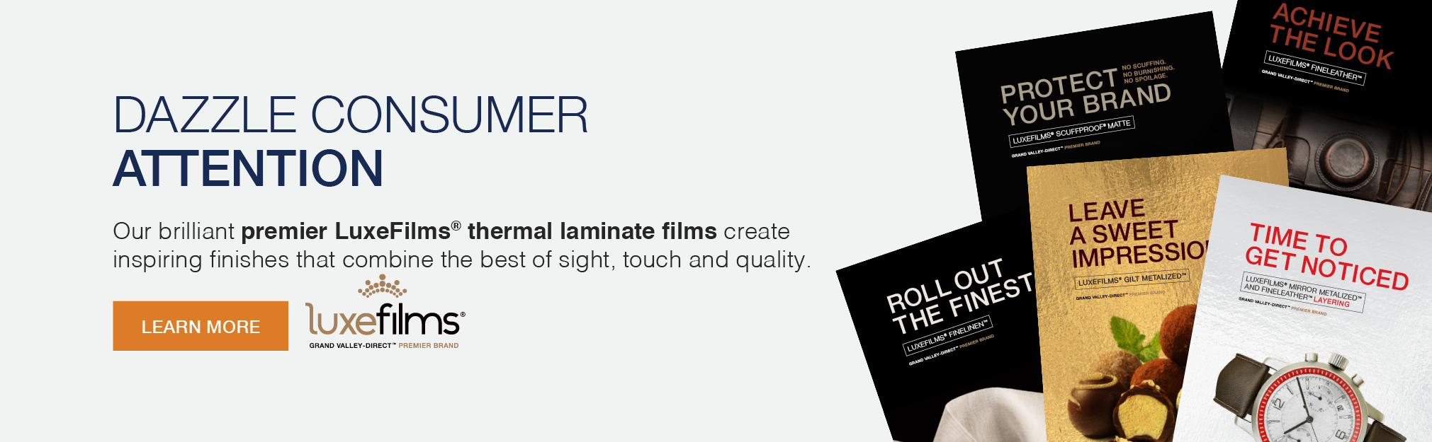 LuxeFilms, Specialty Thermal Laminate Film