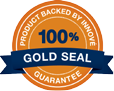 100% Gold Seal