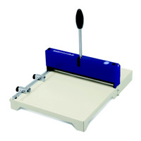 "GPM 320 12.6"" Manual Creaser &  Perforator"