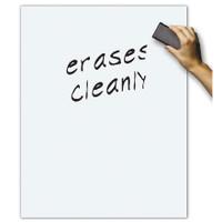 "GoWrite!® Dry Erase 12-Pt Poster Board, 22"" x 28"" (25/Pkg)"