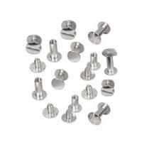"Fastin™ Aluminum Binding Posts & Screws, Under 1"""