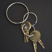 Fastin™ Steel Split Key Rings