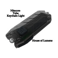 Nitecore Tube USB Rechargeable Keychain Light