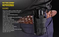 Nitecore NCP30 Black Tactical Holster