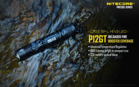 Nitecore P12GT