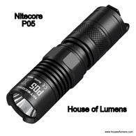 Nitecore P05 Strobe Ready LED Flashlight