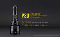 Nitecore P30 long range CREE LED flashlight