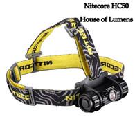 Nitecore HC50 760 Lumen Headlamp Cree XM-L2 U2