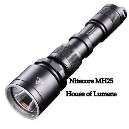 Nitecore MH25 USB Rechargeable