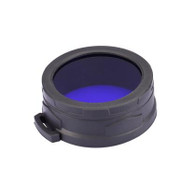 Nitecore color filter 60mm Blue