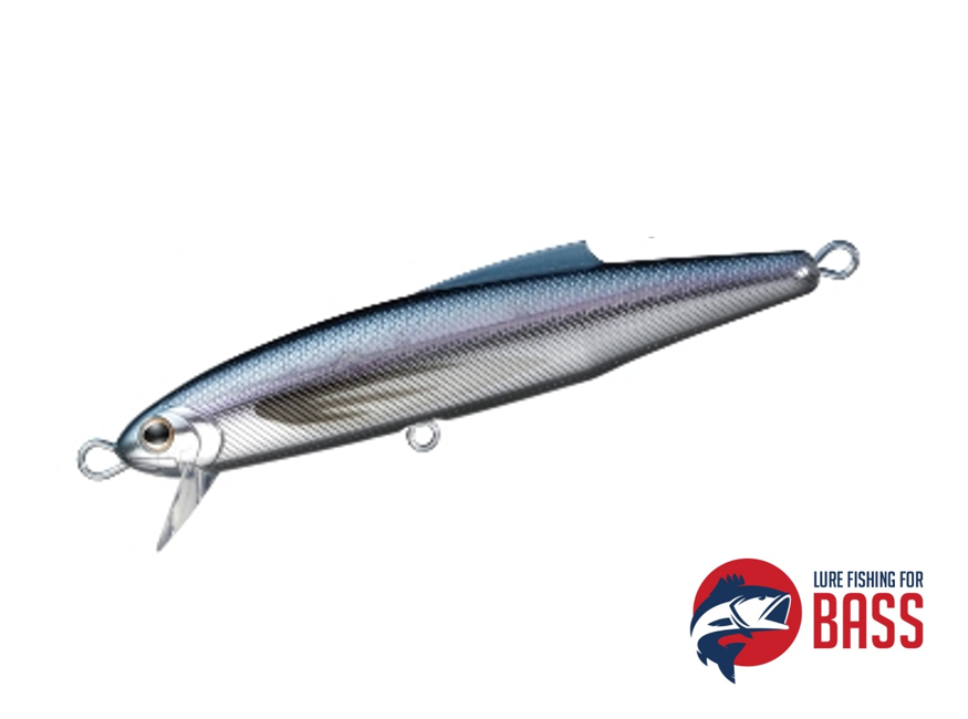 Top 4 best selling sea bass lures in japan jan 2015 for Japanese fishing lures