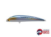 Tackle House Blue Ocean Lipless Minnow 115 Blue Mackerel 21g