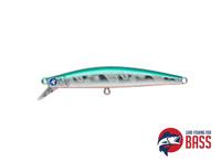 Blue Blue Blooowin 80S Silver Green Sprat 8g