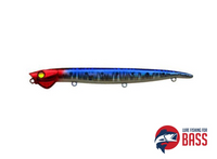 Valley Hill Envy 125 Blue Chrome Red Head 15g