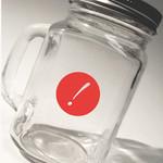 Gimme! Coffee Logo Mason Jar