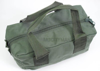 "US Military Small Green Tool Bag for HMMWV MRAP Truck - 11"" x 6"" x 6"" - NEW"