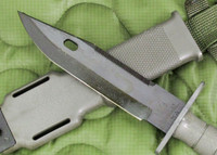 Lan-Cay M9 Bayonet with Scabbard - Unissued Late Model 2002 - Genuine Military - USA Made