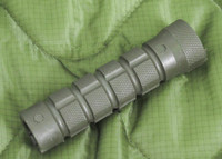 Lan-Cay Waffle Style Handle Grip for the M9 Bayonet - Genuine - USA Made