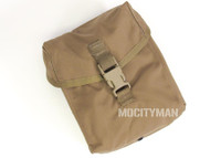 Molle II 200 Round SAW Gunner Pouch - Genuine - Coyote Brown - NEW - USA Made