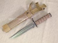 Ontario USMC OKC-3S Bayonet with Scabbard - Genuine Military - USA Made (11865)