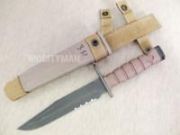 Ontario USMC OKC-3S Bayonet with Scabbard - Genuine Military - NICE - USA Made (11994)