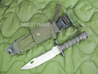 Phrobis M9 Bayonet with Scabbard - 3rd Generation - USA Made (12819)
