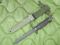 BOC M7 Bayonet with M8A1 PWH Scabbard - Genuine Military - USA Made (13639)