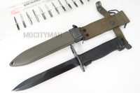Eickhorn M6 Bayonet and Scabbard for the M14 Rifle - Made in Germany (13967)