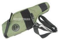 Leupold 12-40x60mm Mark 4  Spotting Scope Soft Padded Case  - Green Color - Genuine - New (17255)