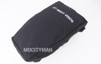 ITT Night Vision Black Optical Case Pouch Bag for PVS-7 PVS-14 Night Vision - NEW (17362)