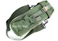 Eagle Industries ALICE Padded Military Sniper Rifle Scope Case Pouch Bag with Battery Holders - NEW