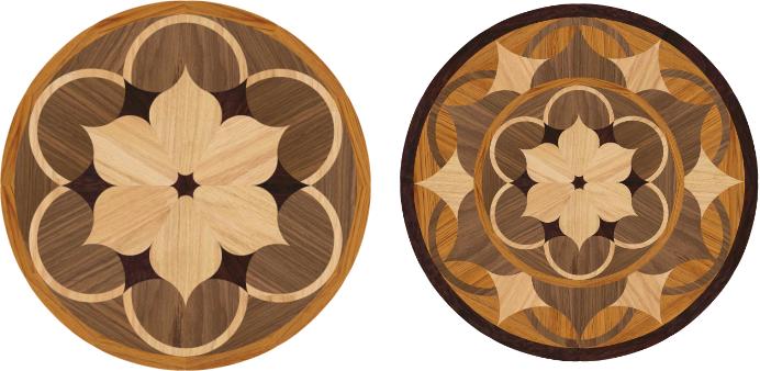Elegant The Hardwood Floor Medallion Store Home Page